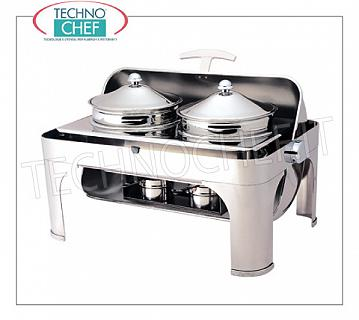 Chafing dish / Boîte chauffante pour aliments
