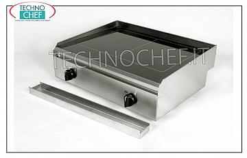 TECHNOCHEF - Table de cuisson / plaque de cuisson électrique avec plaque en vitrocéramique lisse, Mod.PFT.A.04 PLATEAU DE CUISSON / FOURRAGE en VERRE LISSE, plateau de table ELECTRIC, 2 ZONES DE CUISSON INDEPENDANTES de 1,5 + 1,5 kW, TEMPERATURES REGLABLES de 50 ° a 400 ° C, V 230/1, Kw 1,5 + 1, 5, dimensions 400x460x170h mm