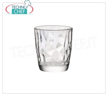 VERRE À EAU TRANSPARENT, BORMIOLI ROCCO, Collection Diamant, CL.30.5 VERRE À EAU TRANSPARENT, BORMIOLI ROCCO, Collection Diamant, CL.30,5, H 9,2, Diam.cm.8,5 - Disponible en paquets de 15 pièces