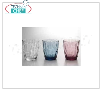 Verres pour bar - Disco VERRE TRANSPARENT DOF, BORMIOLI ROCCO, Collection Diamond
