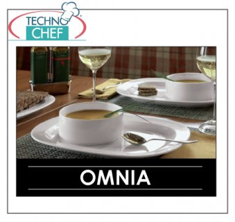 ARTHUR KRUPP - Collection OMNIA, Porcelaine pour restaurant Service complet en porcelaine, collection OMNIA, marque ARTHUR KRUPP